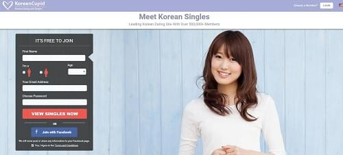 Korean cupid dating website