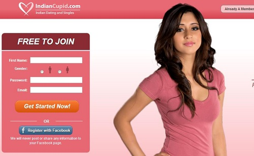 indiancupid dating site review