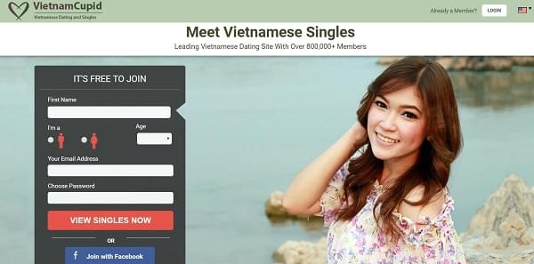Most popular dating site in vietnam