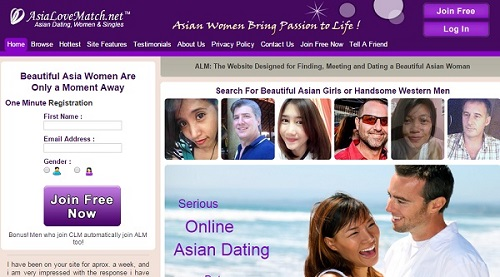 Asian dating sites for free