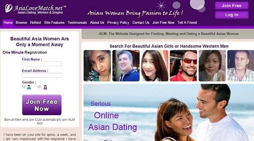 asia love match