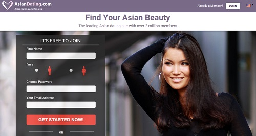 Asian singles dating app