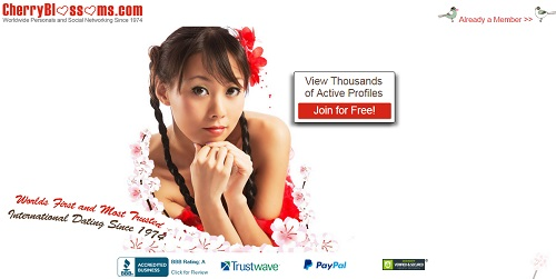 Asian dating free online