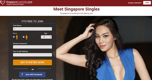 Singapore love links