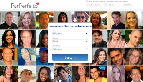 ParPerfeito dating site
