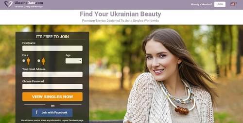 Ukraine date website