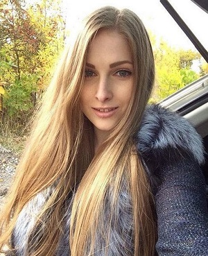 Ukrainian beauty