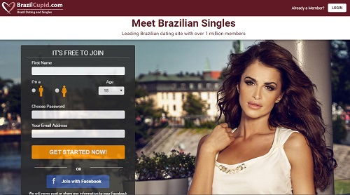 brazil cupid dating site