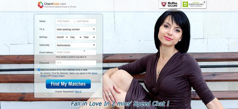 charmdate dating site