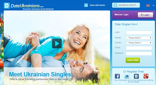 ukrainian dating site in usa