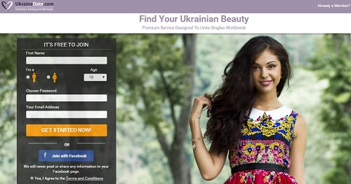 Is The Leading Ukrainian Dating 109