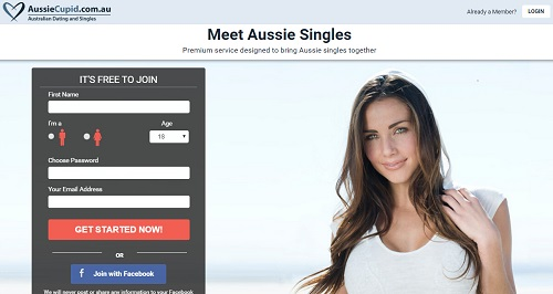 V dating website in Australia