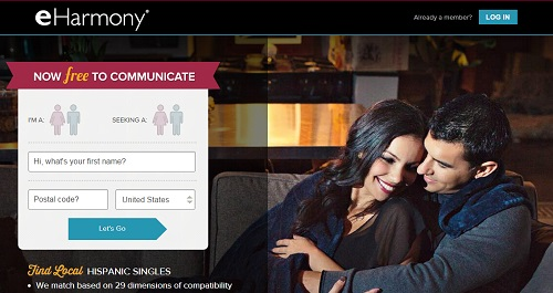 Eharmony dating site usa