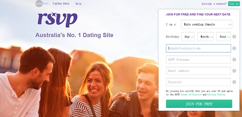 rsvp dating site