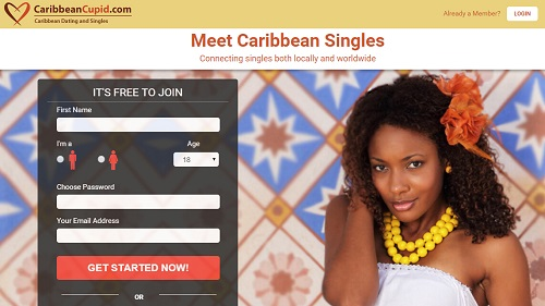 Caribbean cupid mobile