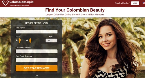 colombian cupid dating and marriage