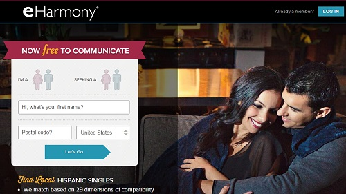 eharmony hispanic dating site