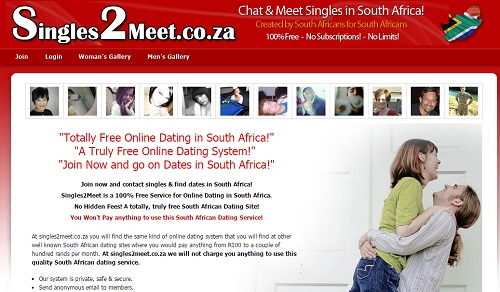 5 Hookup African Top Sites South can