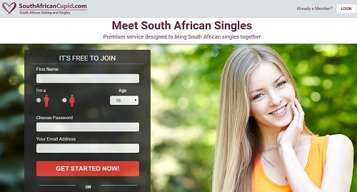 Cupid South Africa Hookup Side For Free