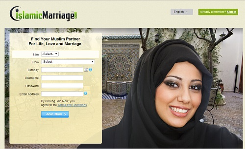 Muslim dating sites free