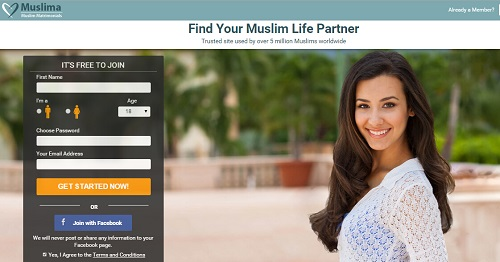 100 free online muslim dating site