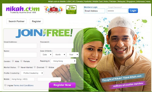 walpole muslim dating site Whether muslim parents approve or not, a growing number of dating  a convert  to islam who has tested muslim dating sites and apps, said.