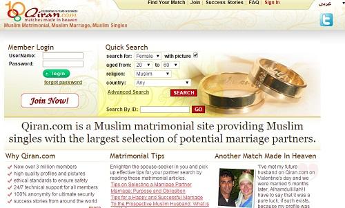 qiran muslim dating site