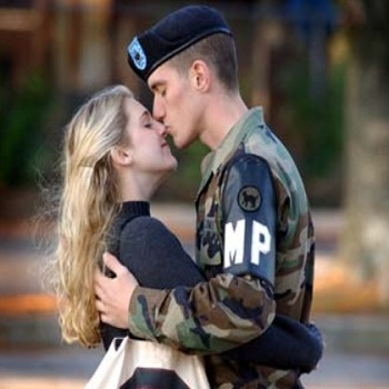 tips for dating a military officer
