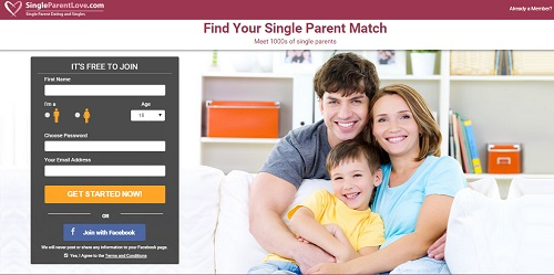 dating websites for single parents free