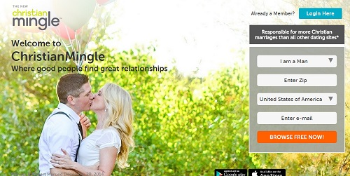 Top free christian dating sites