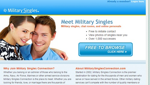 MilitarySinglesConnection