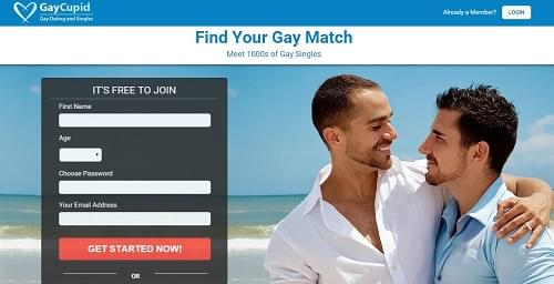 Free gay dating site in us