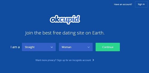 okcupid dating site