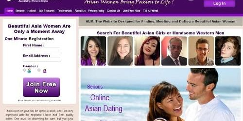 Best asian dating website