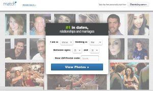 match.com dating site reivew