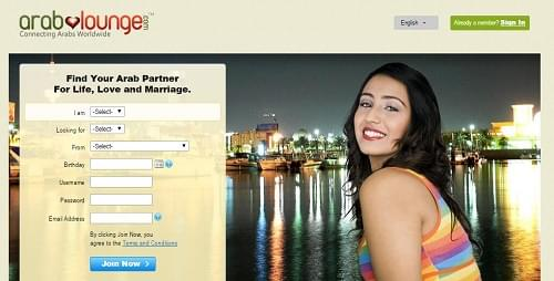 arablounge.com dating site