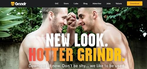 grindr dating site