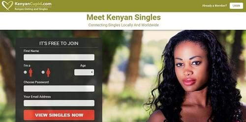 kenyan cupid dating site