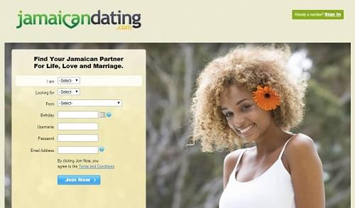 Jamaican free dating site