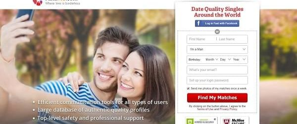 AsiaMe Dating site