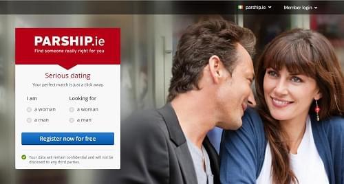 parship Ireland dating