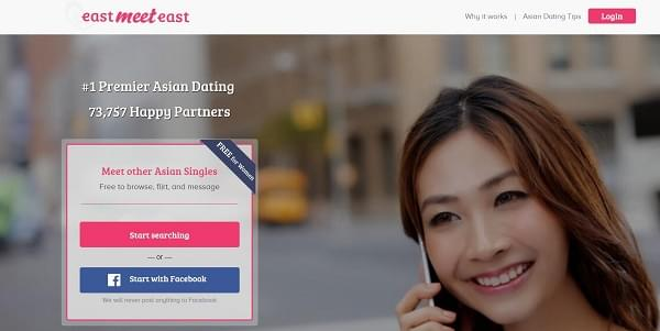 east meet west dating site