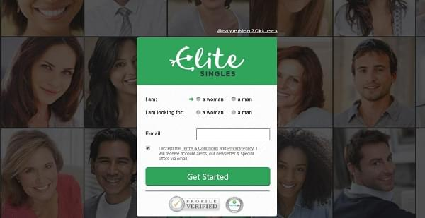 Elite dating service cost