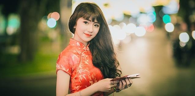 flirt Asian women